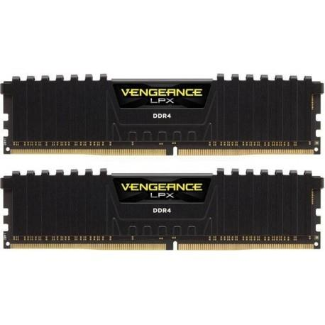 Corsair Vengeance LPX DDR4, 3000MHz 32GB 2 x 288 DIMM,1.35V, černá