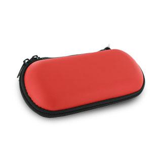 4World Pouzdro pro Sony PSP - červený