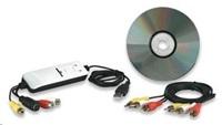 MANHATTAN Hi-Speed USB Audio/Video Grabber, střihová (zachytávací) karta