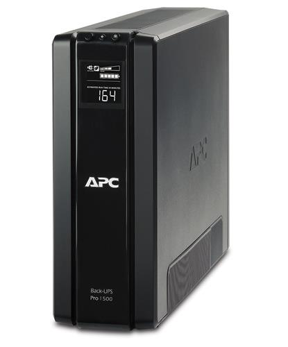 APC Power-Saving Back-UPS Pro 1500VA, Schuko