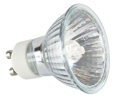 Emos Halogenová žárovka MR16, 40W/50W GU10, 300 lm, Classic B