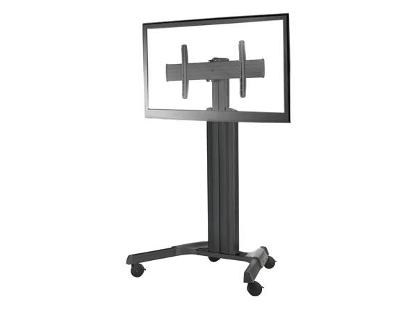 """Stojan pro LCD 40""""-80"""" - mobilní, stavitelný"""