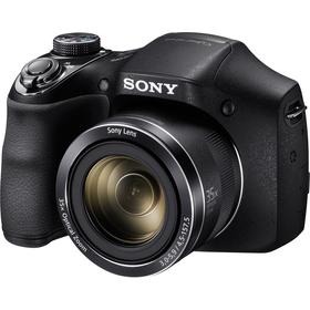 Fotoaparát Sony DSC H300B černý