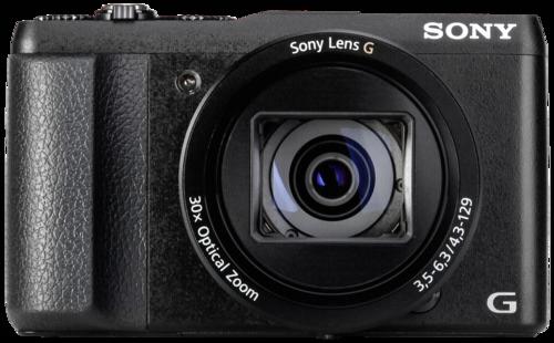 Fotoaparát Sony DSC-HX60 B černý
