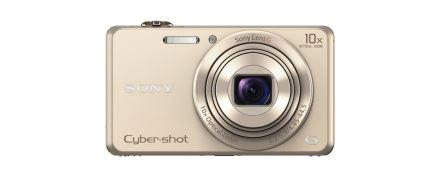 "SONY DSC-WX220 18,2 MP, 10x zoom, 2,7 "" LCD - GOLD"