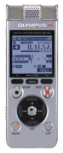 Diktafon OLYMPUS DM-650