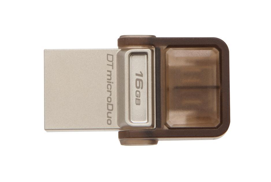 16GB Kingston DT MicroDuo USB 2.0. OTG
