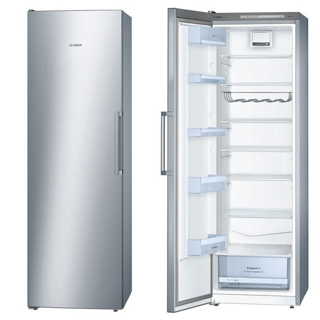 Chladnička Bosch KSV36VL30, nerez