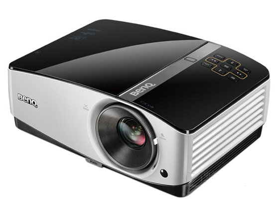 BenQ DLP Projektor MX768/XGA/4000ANSI/XGA/13000:1/LAN/USBw/HDMI/3D/2x10W repro