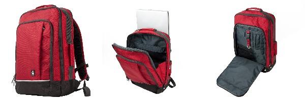 Crumpler Proper Roady Backpack XL - deep red