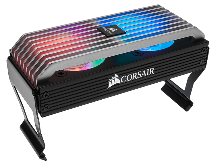 Corsair DOMINATOR Platinum Airflow RGB LED fan, with Lighting Node PRO
