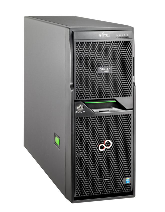 Primergy TX1330 M2 LFF E3-1220v5 8GB DVDRW 450W 3NBD
