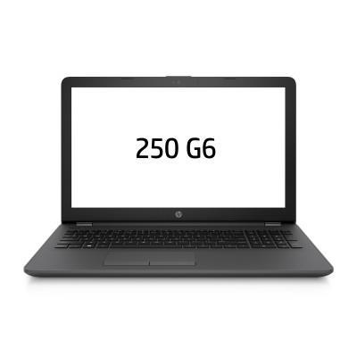 HP NB 250 G6 N3060 15.6 HD 4GB 500GB DVDRW DOS černý