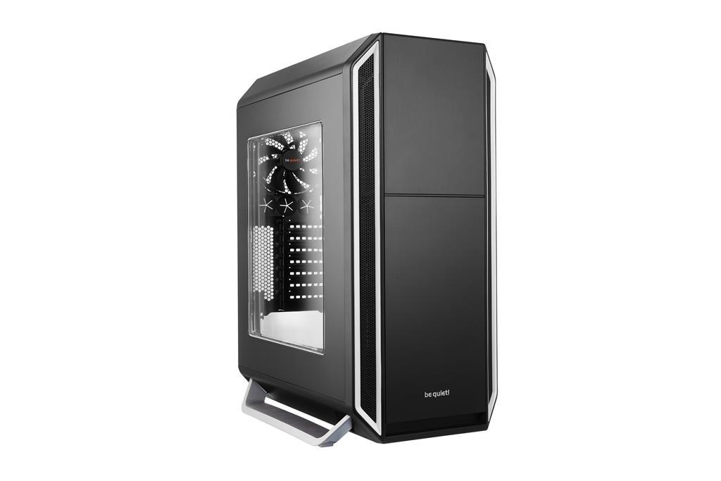 be quiet! Silent Base 800 Window, silver, ATX, micro-ATX, mini-ITX case