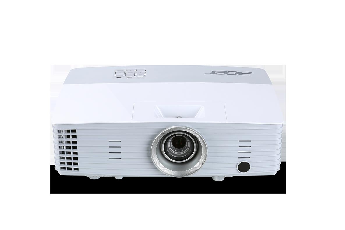 Acer P5227 DLP 3D ZOOM, XGA 1024x768, 4000 LUMENS, 20000:1, 1x HDMI(MHL) - 1x int. HDMI(MHL), USB B 2,5Kg