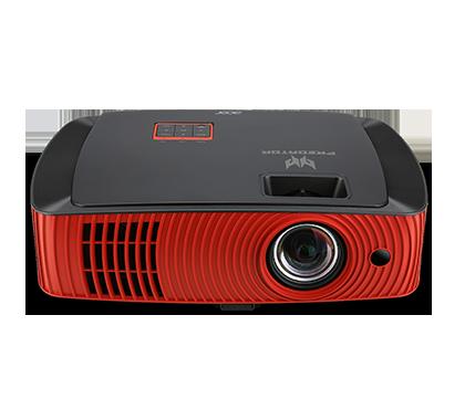 Acer Predator Z650 DLP / 3D / ShortThrow, 1080p (1920x1080/ 2200 ANSI / 20 000:1 / VGA / 2xHDMI / 2x10W repro / 3,4 Kg