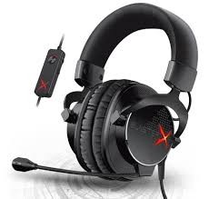Creative Sound BlasterX H7 - sluchátka - - Tournament edition