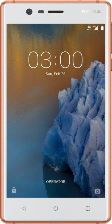 Nokia 3 Single SIM Copper