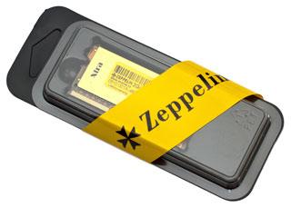 EVOLVEO DDR III SODIMM 4GB 1333MHz EVOLVEO Zeppelin GOLD (chladič, box), CL9 (doživotní záruka)