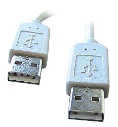 GEMBIRD Kabel USB A-A 1,8m 2.0 propojovací