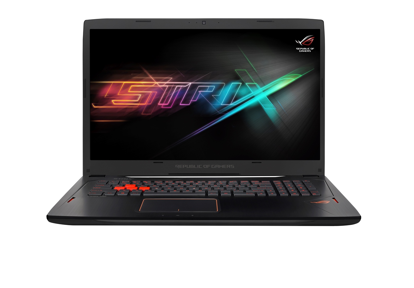 "Republic of Gamers (ASUS) GL702VT - 17,3""/i7-6700HQ/256SSD+1TB/16G/GTX970M/W10 černý"