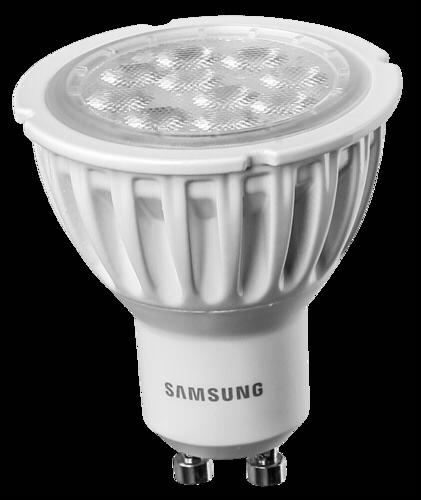 Samsung LED Reflektor GU10 4,6W (35W) warmweiß 310 lm