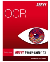 ABBYY FineReader 12 Professional / BOX / CZE