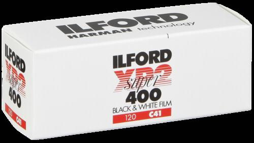 1 Ilford XP-2 Super 120
