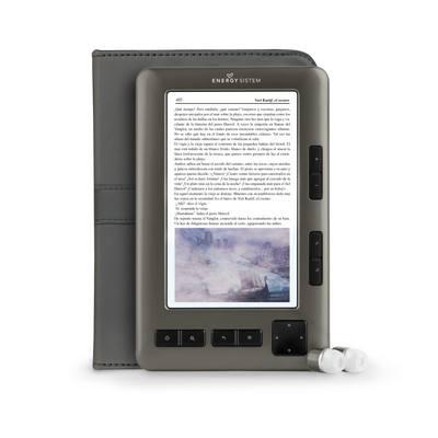 "ENERGY Multimedia Color Book 1058 Dark Iron, 5"" TFT LCD, 800x480, 8GB - ROZBALENO"