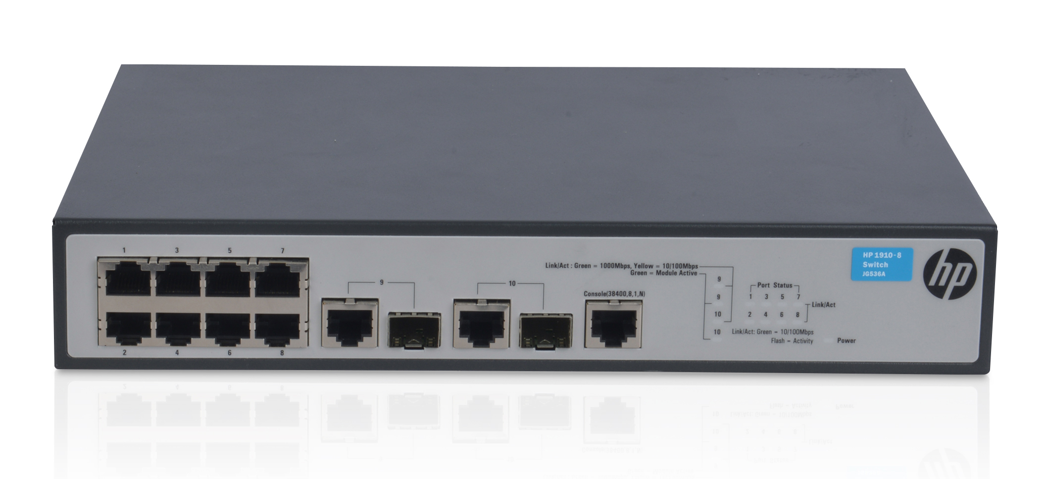 HPE 1910 8 Switch