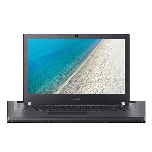 "Acer TravelMate P449-G2-M-34E2 i3-7130U/4GB+N/256GB PCIe SSD+N/HD Graphics/14"" FHD IPS LED matný/BT/W10 Pro/Black"