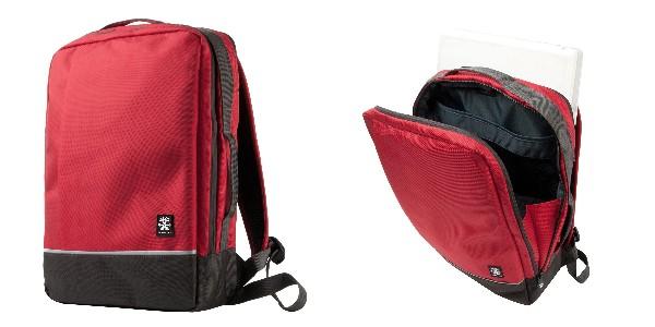 Crumpler Proper Roady Backpack L - deep red