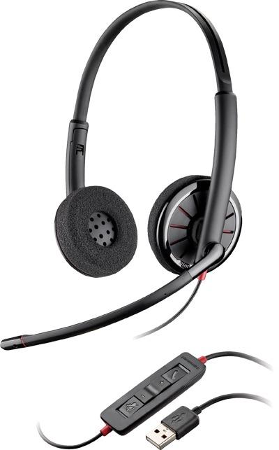 Plantronics Blackwire C320, Duo, USB