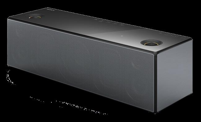 Sony bezdr. reproduktor SRS-X99, WiFi, 154W, černý