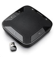 PLANTRONICS hlasový komunikátor CALISTO 620-M, BT USB adaptér, černá