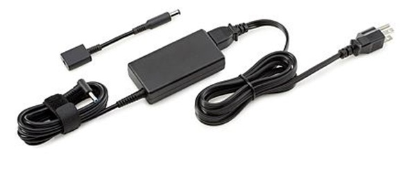 HP 65W Smart AC Adapter (4,5mm + redukce)