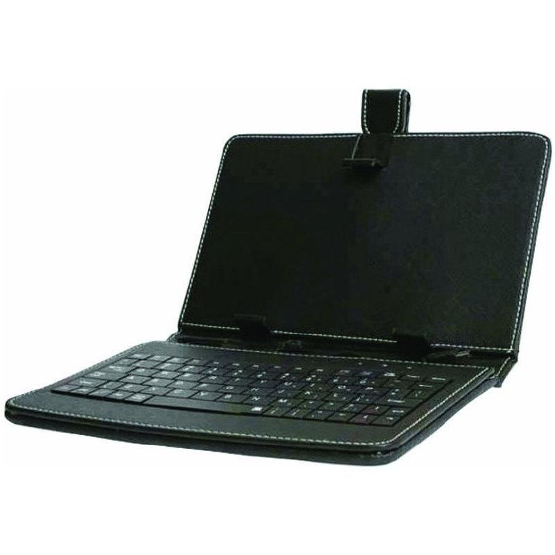 """iGET F9B Pouzdro 9"""" s klávesnicí - černá"""