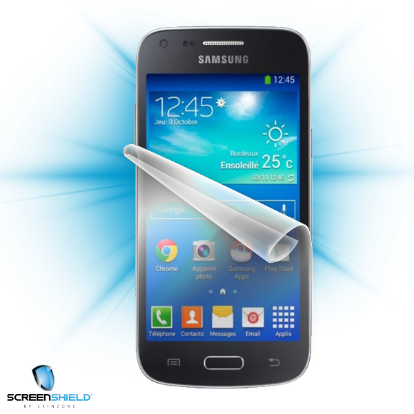 Screenshield™ Samsung Galaxy SM-G350 ochrana displ