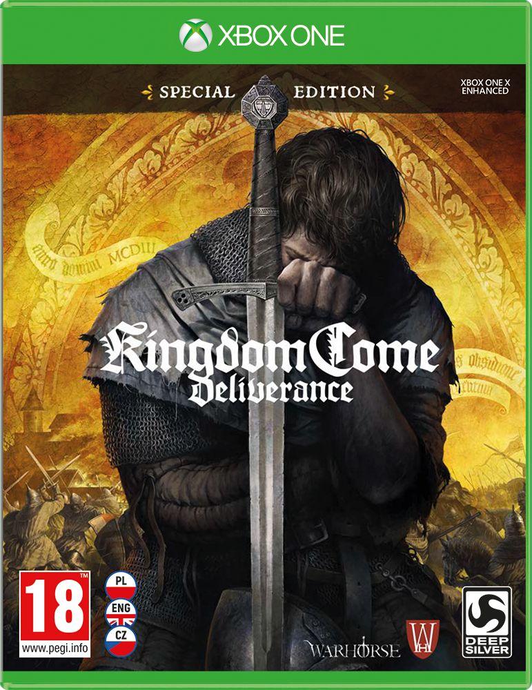 XBOX ONE - Kingdom Come: Deliverance