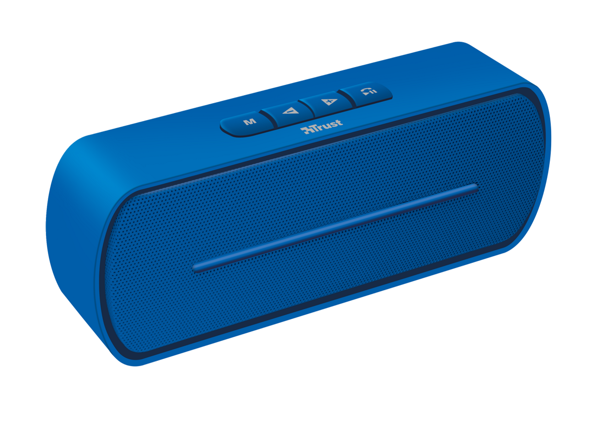 TRUST Fero Wireless Bluetooth Speaker - blue
