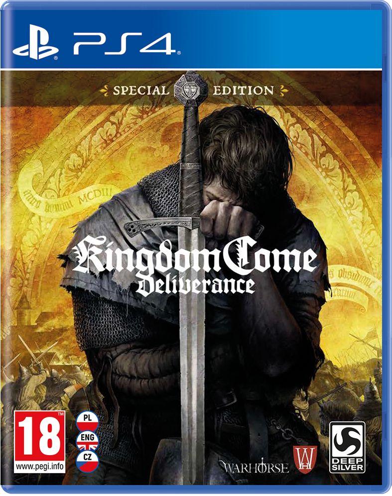 PS4 - Kingdom Come: Deliverance