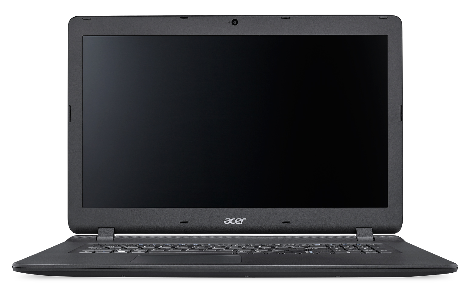 "Acer Aspire ES 17 (ES1-732-P378) Pentium N4200/4GB+N/A/256GB SSD+N/A/DVDRW/HD Graphics/17.3""HD+LED lesklý/BT/W10 Home/Black"