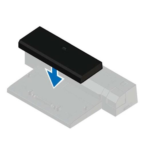 Dell Distanční prvek (spacer) pro doky Latitude E (POUZE pro řadu 7000), E7240,E7440...
