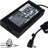 Acer adaptér 135W 19V AC 5.5x1.7mm 77011164 (bez síťové šňůry)