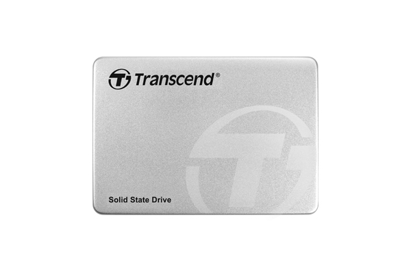 TRANSCEND SSD370S 32GB SSD disk 2.5'' SATA III 6Gb/s, MLC, Aluminum casing, stříbrný