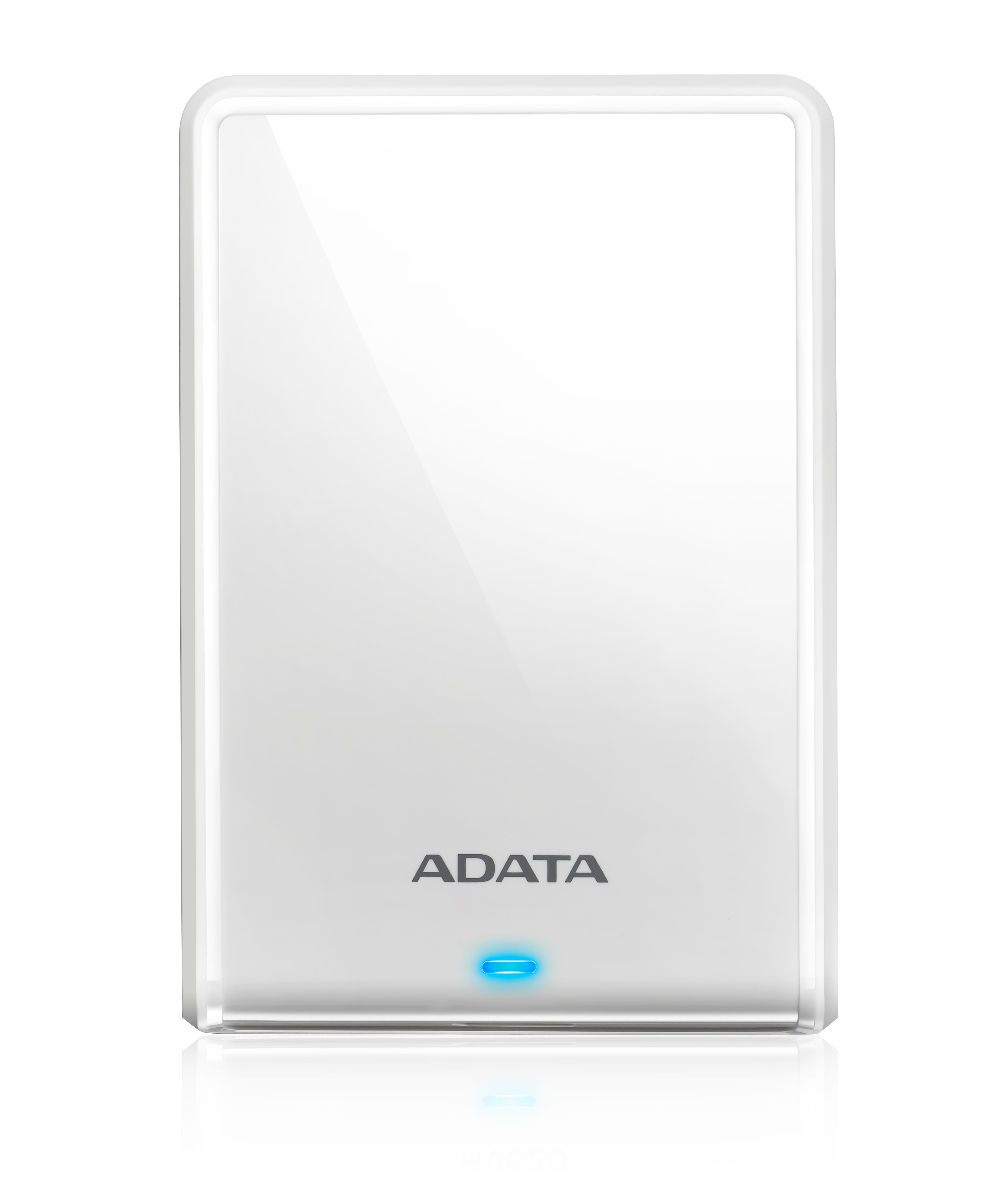 """ADATA HV620 2TB External 2.5"""" HDD bílý"""