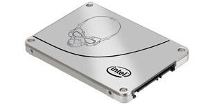 Intel® SSD 730 Series (480GB, 2.5in SATA 6Gb/s, 20nm, MLC) 7mm, OEM Pack