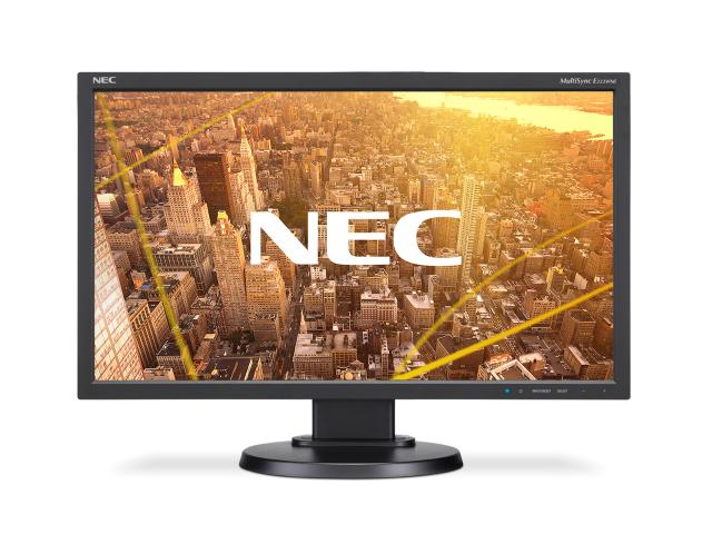 "NEC 23"" E233WMi 1920x1080, IPS, 250 cd/m2/mD-Sub, DP, DVI, černý"