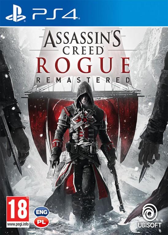 PS4 - ASSASSINS CREED ROGUE HD