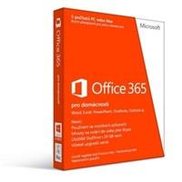 Office 365 pro jednotlivce 32/64-bit CZ - předplatné 1 rok - Box